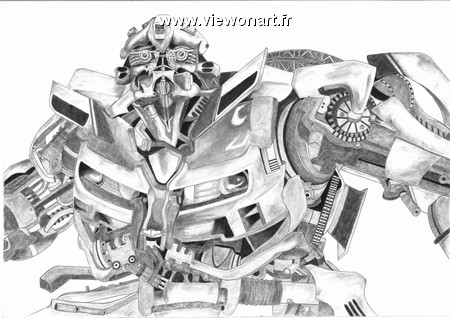 Bumblebee Creations Dessin Transformers 50 00